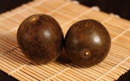 Luo Han Guo royaltyfria bilder