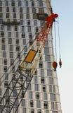 Luogo dei lavori di costruzione Fotografia Stock Libera da Diritti