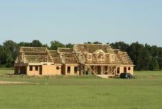 Luogo dell'edilizia residenziale Fotografia Stock