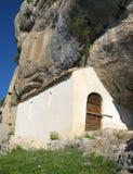 Luogo della cappella del trophine della st, Francia immagine stock libera da diritti