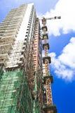 Luogo della costruzione di edifici Immagine Stock Libera da Diritti