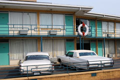 Luogo di assassinio del Martin Luther King, Memphis Fotografia Stock