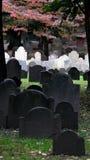 Luogo di sepoltura di Boston Fotografia Stock