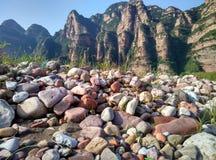 Luogo natio della montagna fotografia stock libera da diritti