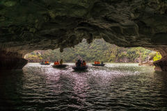 Luon Cave Stock Image