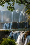 Luoping Kowloon Falls Royalty Free Stock Photography