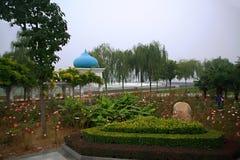 Luopu公园,洛阳 免版税图库摄影