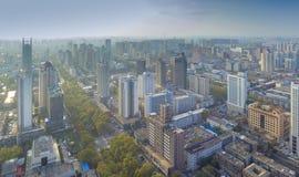 Luoyang city landscape China Royalty Free Stock Photos