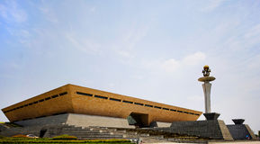 Luoyang Museum Royalty Free Stock Images