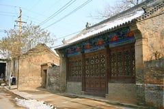 Luoyang Tuling pałac fotografia royalty free