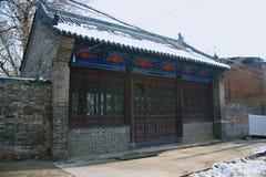 Luoyang Tuling pałac obraz stock