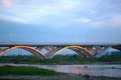 Luoyangbrug stock afbeeldingen