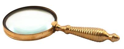 lupa del Antigüedad-estilo Imagen de archivo