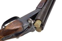 Lupara - piłująca flinta Obraz Royalty Free