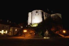 Lupca城堡 库存照片