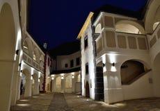 Lupca城堡 免版税库存图片
