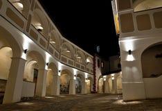 Lupca城堡 图库摄影