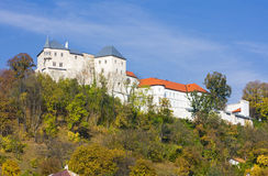 Lupciansky Castle Stock Image