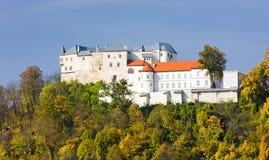 Lupciansky Castle stock photos