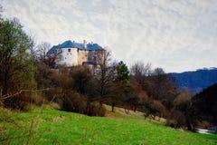 Lupciansky Castle, Slovakia Royalty Free Stock Photos