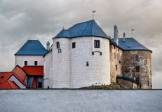 Lupciansky Castle, Slovakia Royalty Free Stock Images