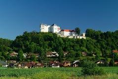 Lupciansky hrad Royalty-vrije Stock Foto's