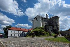 Lupciansky hrad 免版税库存照片