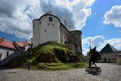 Lupciansky hrad 免版税图库摄影