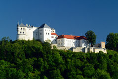 Lupciansky hrad 库存照片