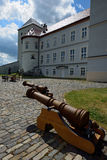 Lupciansky hrad 图库摄影