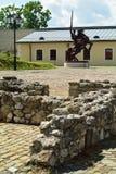 Lupciansky hrad Royalty Free Stock Image