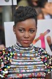 Lupita Nyong ' o Immagine Stock Libera da Diritti