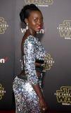 Lupita Nyong'o стоковые фотографии rf