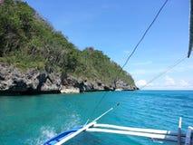 Luppolizzazione di isola Fotografia Stock