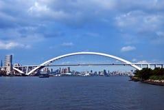 Lupu Bridge Royalty Free Stock Photography