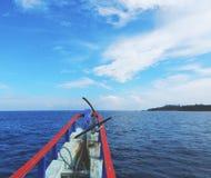 Lupulización de isla entre Bali y Lombok, Indonesia imagen de archivo libre de regalías