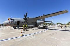 Luqa, Мальта - 26-ое сентября 2015: Спартанский на дисплее Стоковая Фотография RF