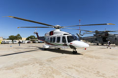 Free Luqa, Malta - 26 September 2015: AW-189 Helicopter. Stock Images - 60821614