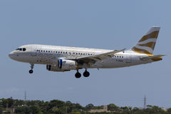 British Airways special livery A319 stock photography