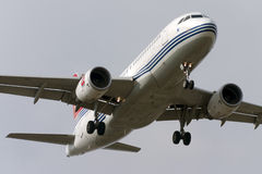 Luqa, Malta 12 October 2005: Air Malta A319. Royalty Free Stock Image