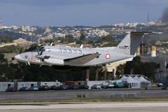 Luqa, Malta - 28 September 2015: Maltese Kingair. Royalty Free Stock Photos