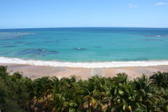 Luquillo Beach Stock Photography
