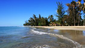 Luquillo Beach2 Royalty Free Stock Image