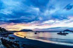 Lura den Dao stranden Fotografering för Bildbyråer