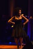 lura fado на сцене выполняет Стоковые Фотографии RF