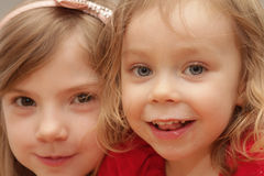 lurar barn Royaltyfri Foto