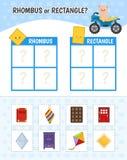 Lurar den bildande leken stock illustrationer