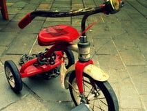 Lurar trehjulingen Royaltyfria Bilder
