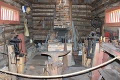 Luray铁匠铺大厦 库存图片