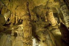 σπήλαια luray Στοκ εικόνες με δικαίωμα ελεύθερης χρήσης